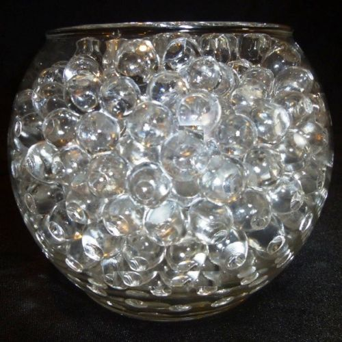 20g To Make Up 2 Litres Clear Water Crystal Beads Gel Balls Flower
