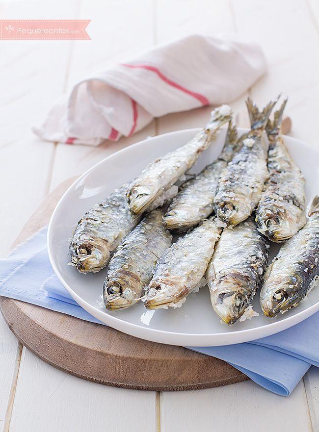 Sardinas al horno receta f cil para cocinar la sardina - Cocinar vieiras al horno ...