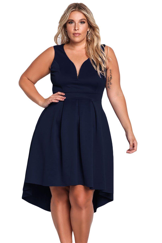 7ca4fca4f9df Best Plus Size Dresses, Hi Low Dresses, Plus Size Outfits, Midi Dresses,