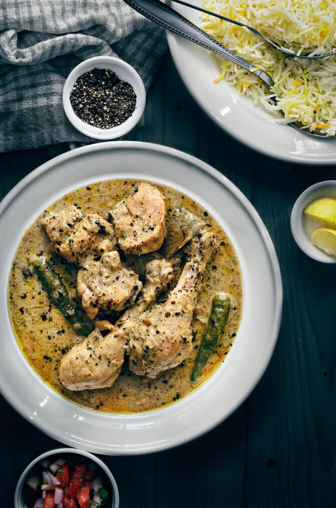 Chicken Kali Mirch Recipe Food Junction Pinterest Black