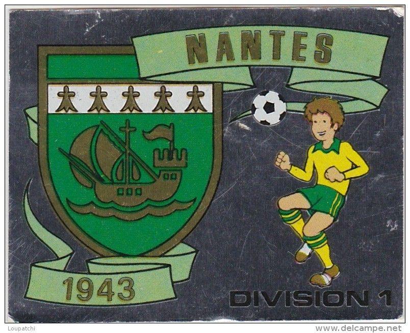 Panini football 1982 1 image ecusson nantes num ro d 39 objet 351470122 foot francais - Ecusson monaco ...