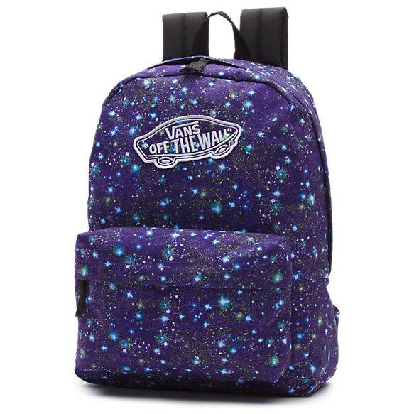 Realm Galaxy Backpack | Mochilas vans, Mochilas, Mochila
