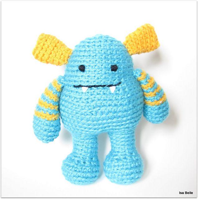 Mini monstre  Design: Monster's Toy Box