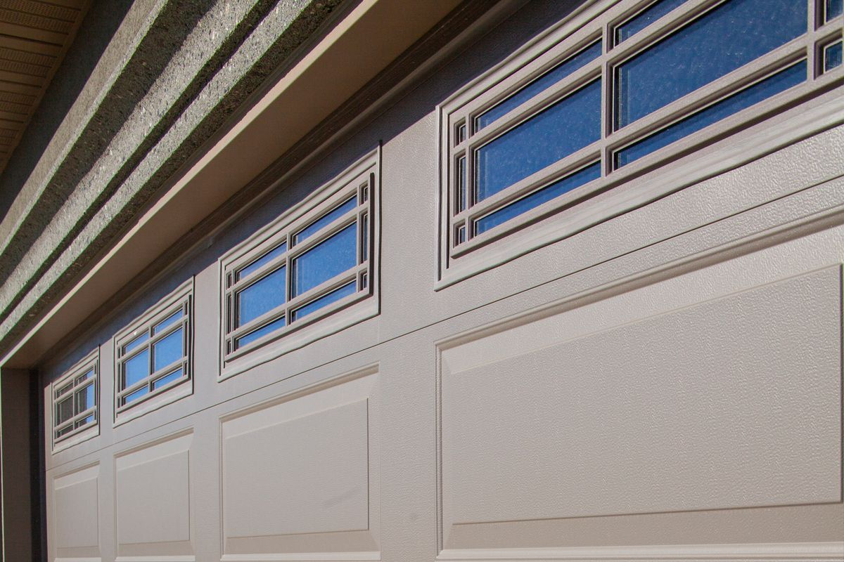 Ranch Panel Residential Garage Door Garage Doors Residential