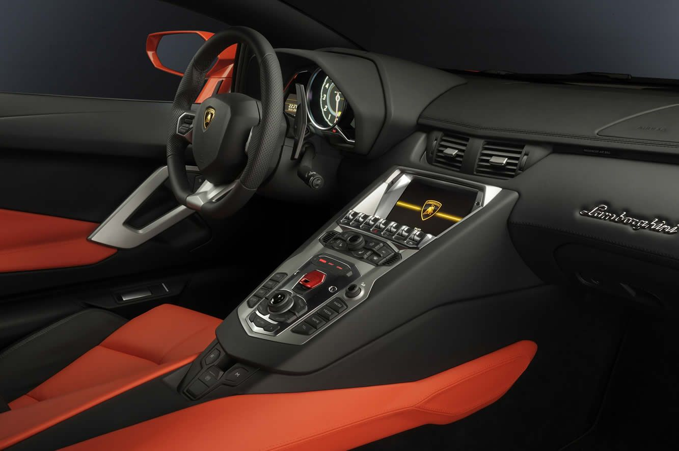 lamborghini aventador interieur - Recherche Google | cars and pick ...