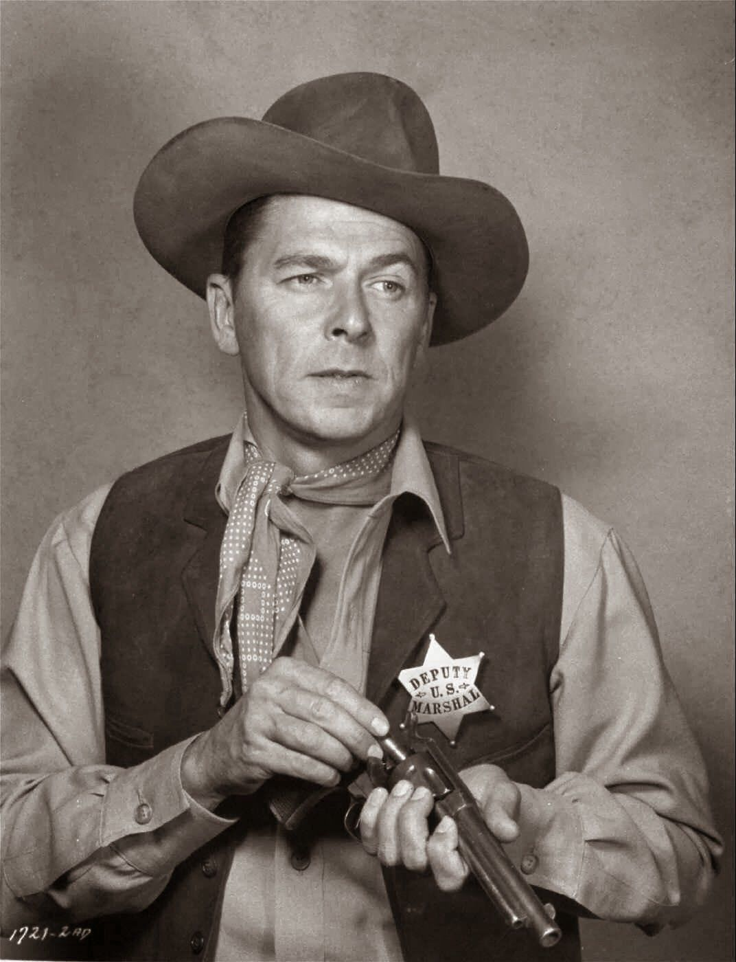 Image result for picture of reagan in westerns