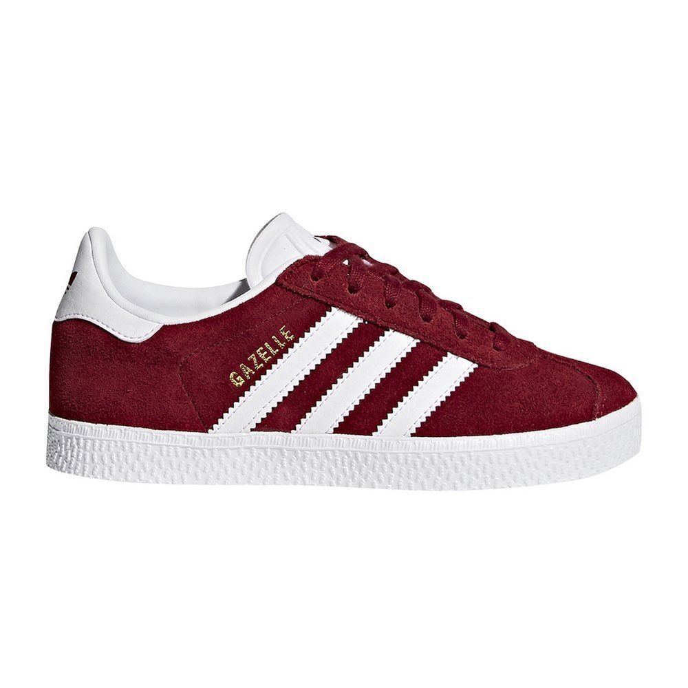 eBay #Sponsored adidas Gazelle C Shoes Maroon Kids CQ2914 ...