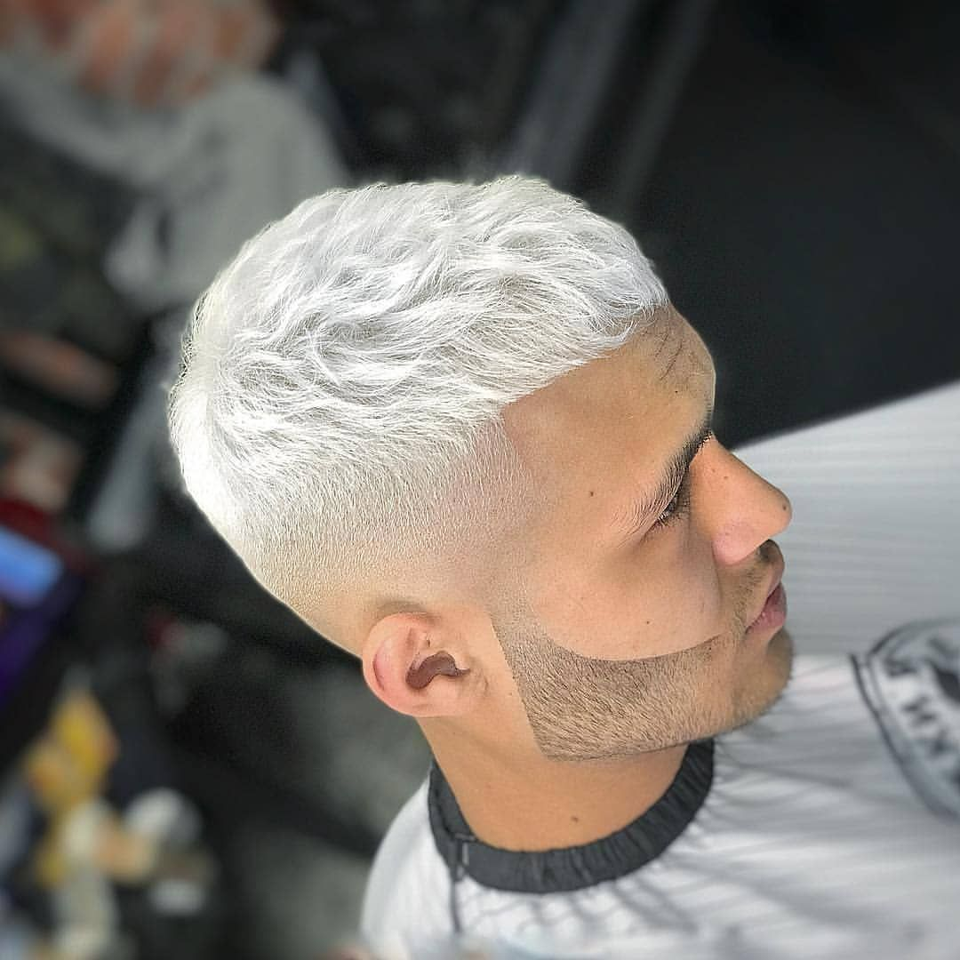 Partial Colour Image By Fierce Fades In 2020 Mens Hair