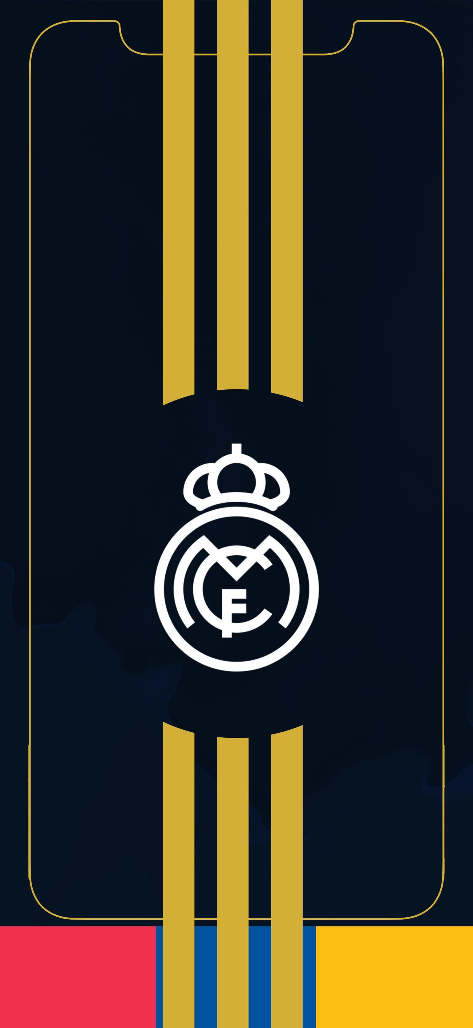 Real Madrid (based off of away colors for 2019 kit) iPhone