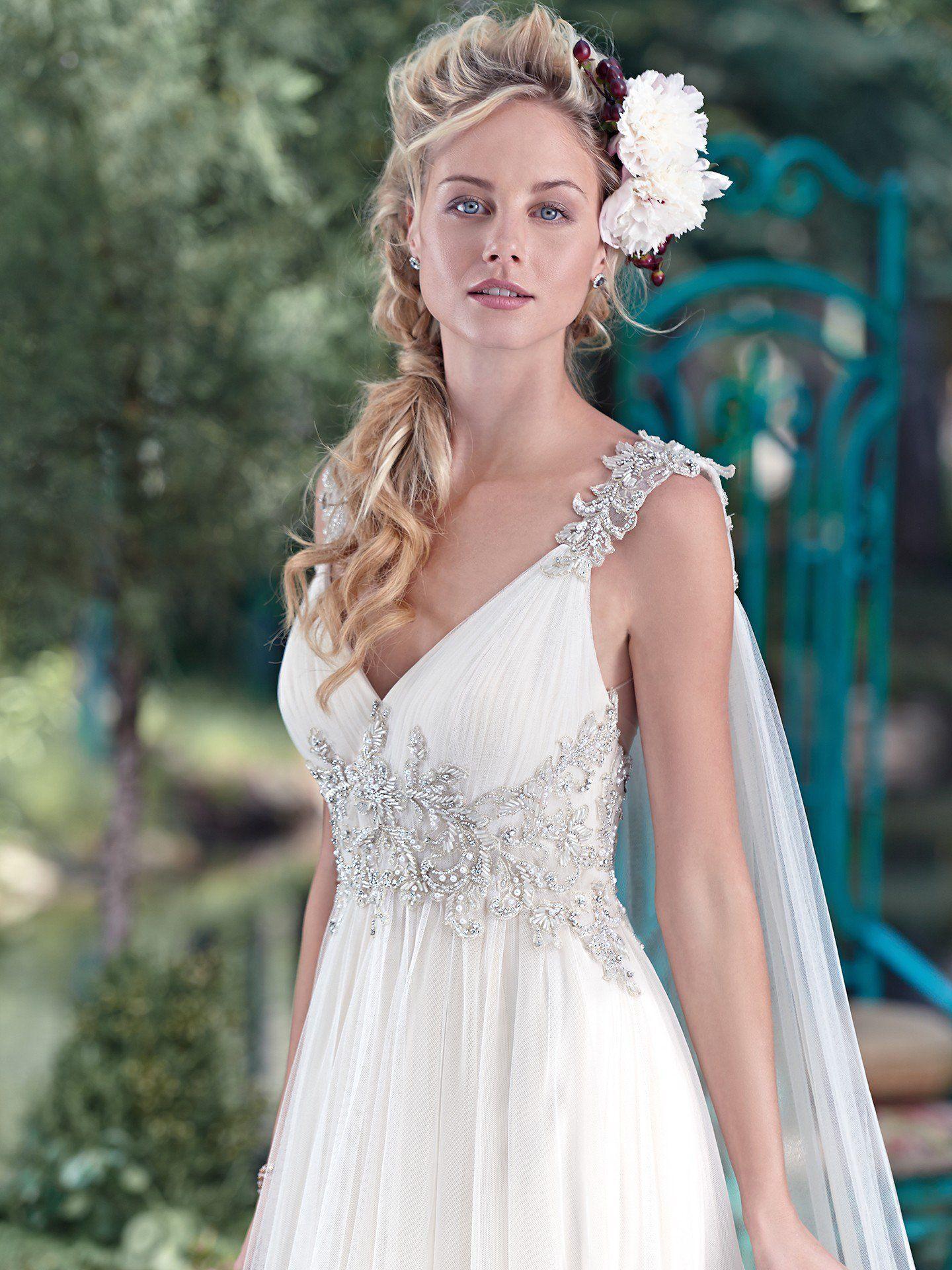 Kalisti by maggie sottero wedding dresses wedding