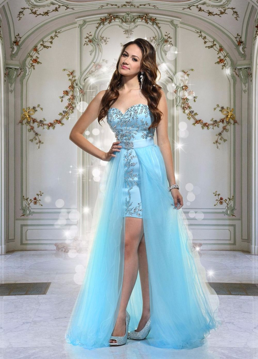 Compare Prices on Cinderella Prom Dress- Online Shopping/Buy Low ...