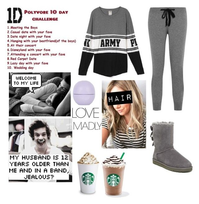 """""""10 Day 1D Challenge: Day 9"""" by fangurl-of-bands ❤ liked on Polyvore featuring Chinti and Parker, UGG Australia, Topshop, OneDirection, harrystyles, LazyDay and onedirectionoutfits"""