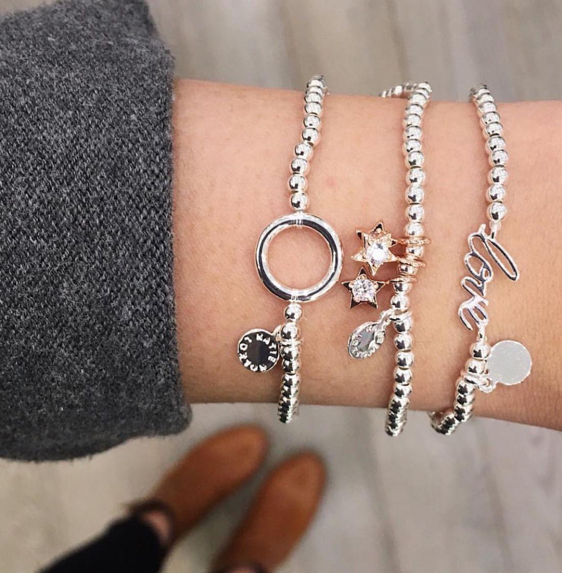 7b012e266a3d3 Katie Loxton bracelets   Katie Loxton in 2019   Bracelets, Jewelry ...