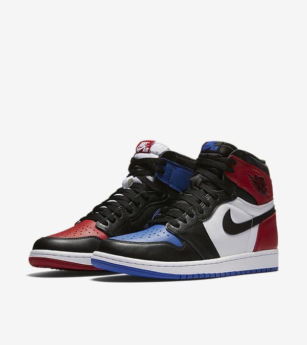 "Nike Air Jordan 1 Retro High OG ""Top 3"