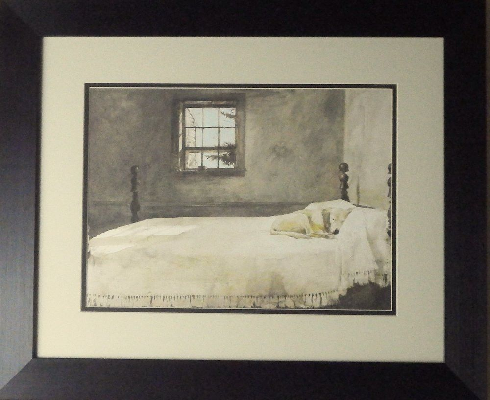 master bedroom wyeth andrew wyeth master bedroom framed home is where the 12349