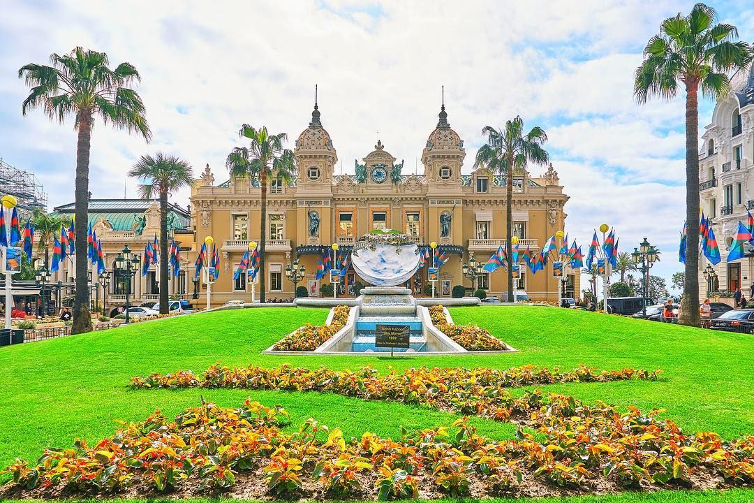 Casino De Monte Carlo >> Casino De Monte Carlo I Wish Everyone A Great Weekend