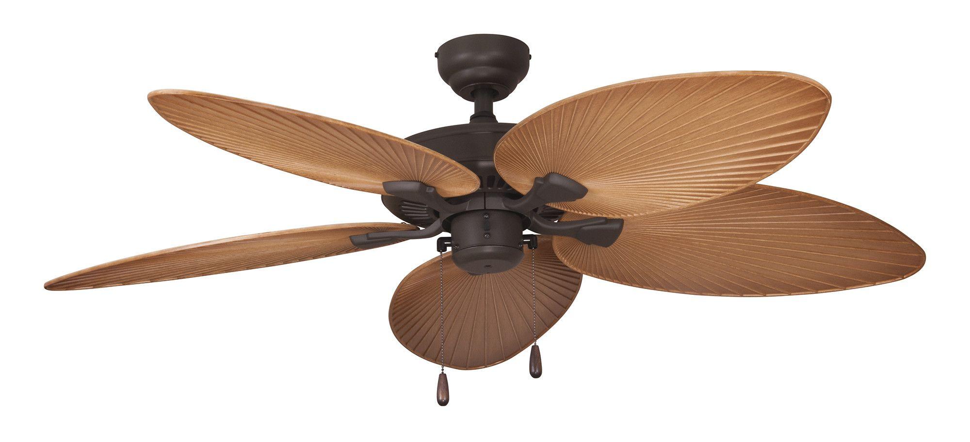 52 Aruba Bay Tropical 5 Blade Ceiling Fan With Remote Set Of 10 Ceiling Fan 52 Inch Ceiling Fan Ceiling Fan Bedroom