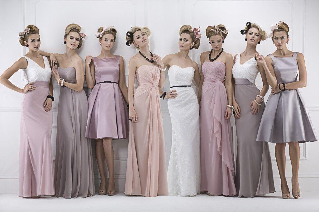 Brautjungfernkleider Kleider Fur Trauzeuginnen Mit Bildern Kleid Hochzeit Kleider Fur Trauzeugin Trauzeugin Kleid