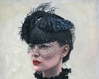 Funeral Hats with Veil  704e9686b51