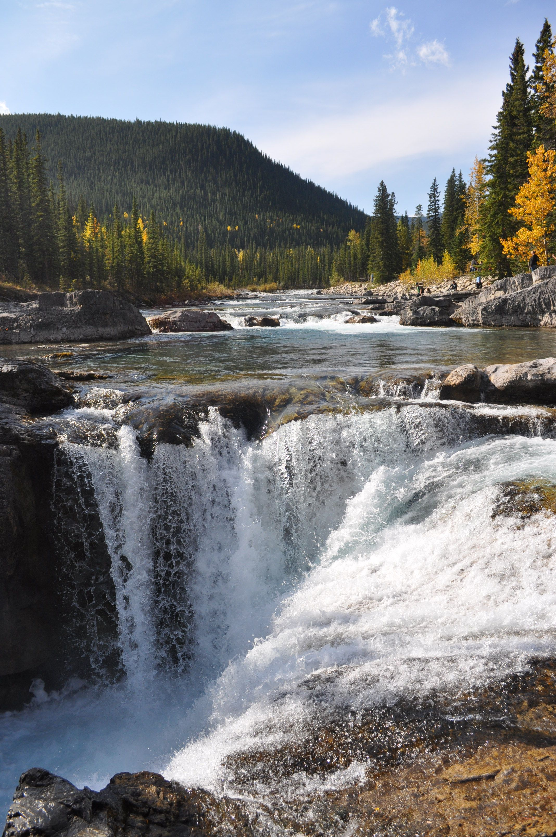 Echo Falls, Alberta (With images) Favorite places, Dream