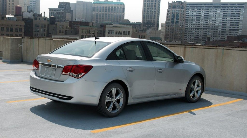 2014 Cruze Compact Car Ltz Silver Rs Chevy Cruze Cruze Compact
