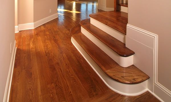 You Can Clean And Refinish A Scratched Wood Floor