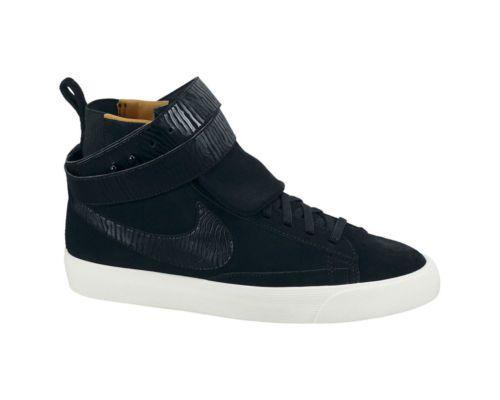 brand new 9392e 15979 ... LR MIDNIGHT FOG WHITE BLACK MENS SHOES £69.95 Buy  Details about Nike  BLAZER MID TWIST SUEDE Black 599386-003 japan atmos Tier 0 sb ...