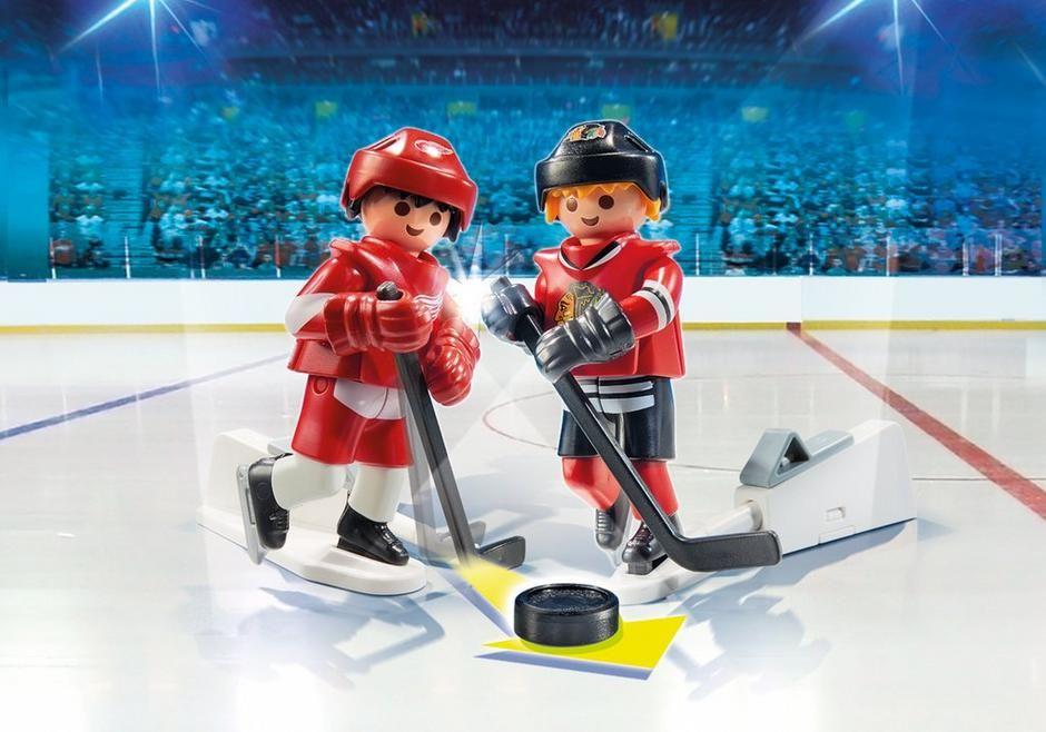 NHL Blister Detroit Red Wings vs Chicago Blackhawks - AmazingMarket.de