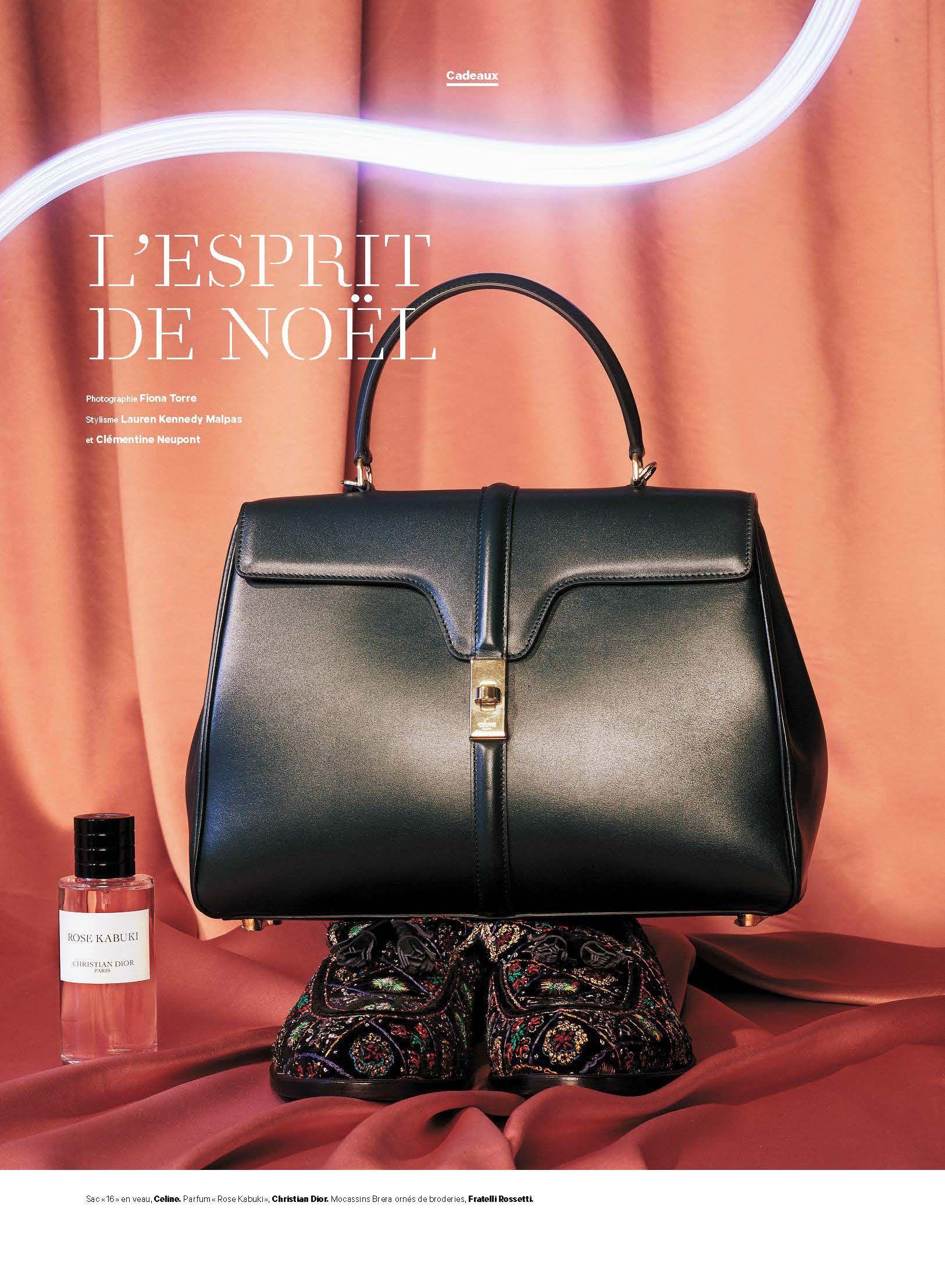 Fiona Kennedy Neupont Lauren Torre Photographie Noël De L'esprit Et Malpas Clémentine Stylisme 4wRTZZ