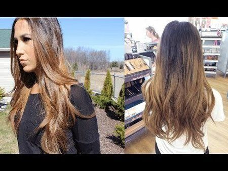 How To Balayage Ombre Highlights At Home Beauty Na Kѕ In