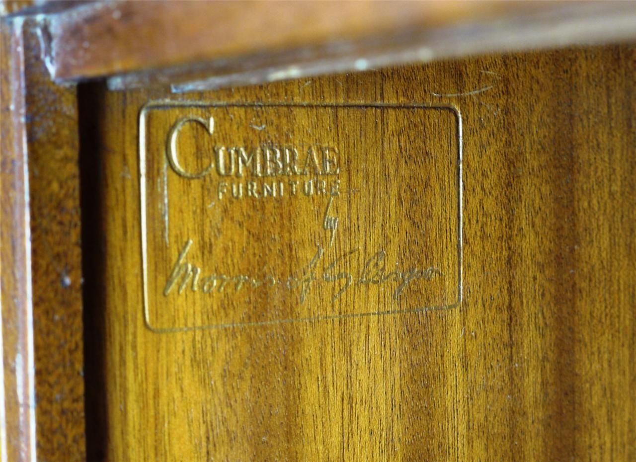 Neil Morris For Morris Of Glasgow Cumbrae Range 1960 S