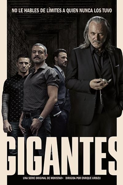 Gigantes Serie De Tv 2018 Filmaffinity Series Plus Pinterest