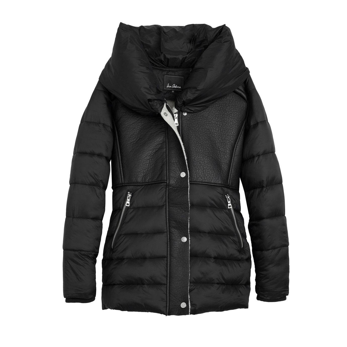 Brooklyn Puffer Jacket By Sam Edelman Winter Jackets Jackets Puffer Jackets [ 1380 x 1380 Pixel ]