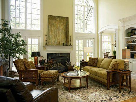 Traditional Living Room Furniture  Traditional Living Room Captivating Classic Living Room Interior Design Ideas Design Ideas