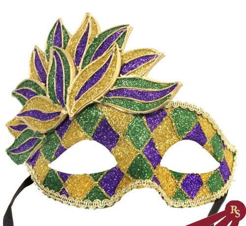 Plain Mardi Gras Masks To Decorate Fair Mardi Gras Masks  Masks  Gold Purple And Green Carnival Design Ideas