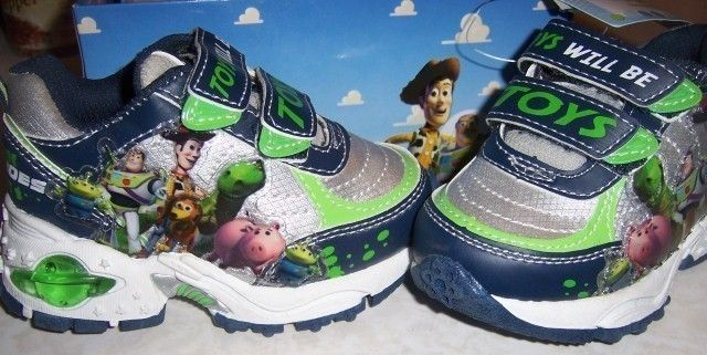 Disney Toy Story Toddler Boys Shoes