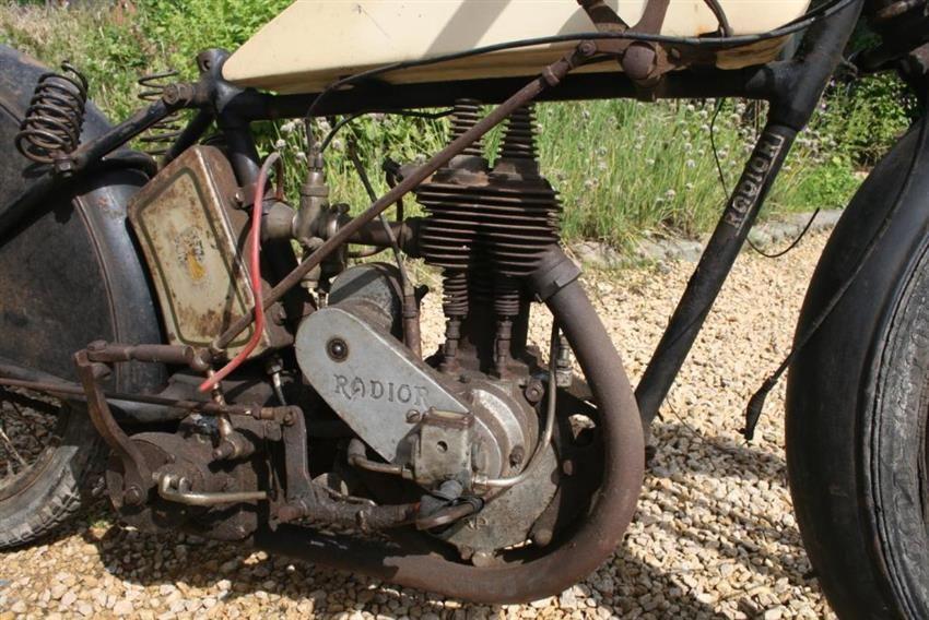oldtimer motos te koop