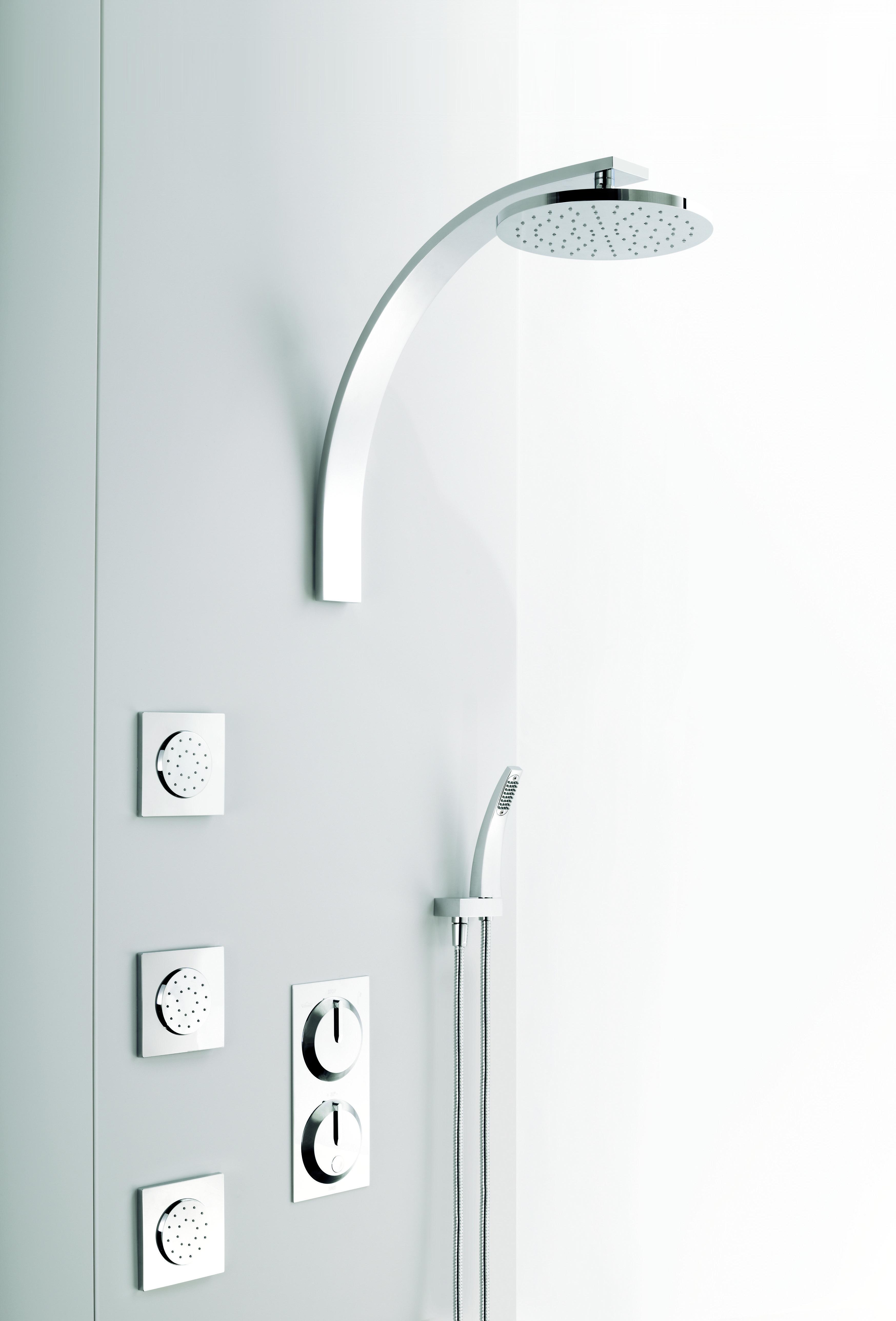 Nouvelle vague bathroom horus france bathroom salle de bain douche robinetterie - Horus robinetterie cuisine ...