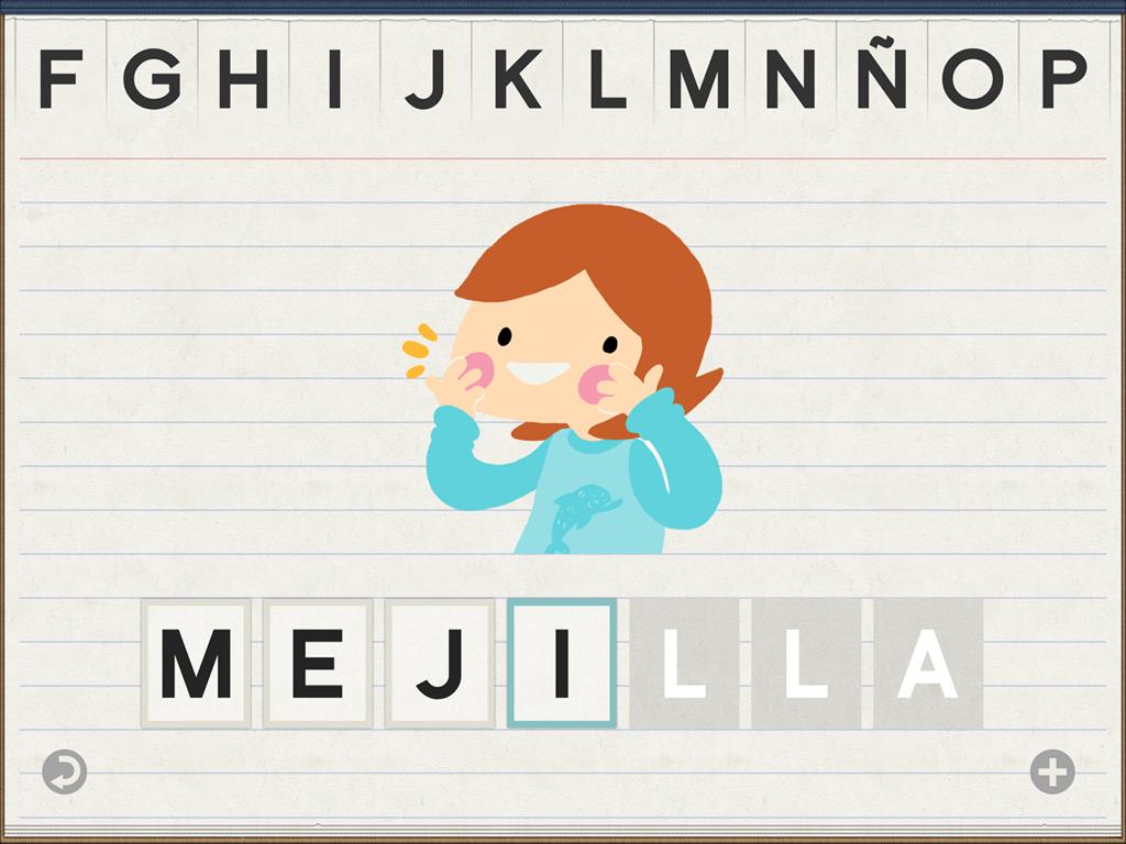 ABCKit for 5 es una app educativa para iPad que enseña a los niños a formar y escribir palabras mientras juegan. El método está basado en el famoso sistema de aprendizaje Montessori.