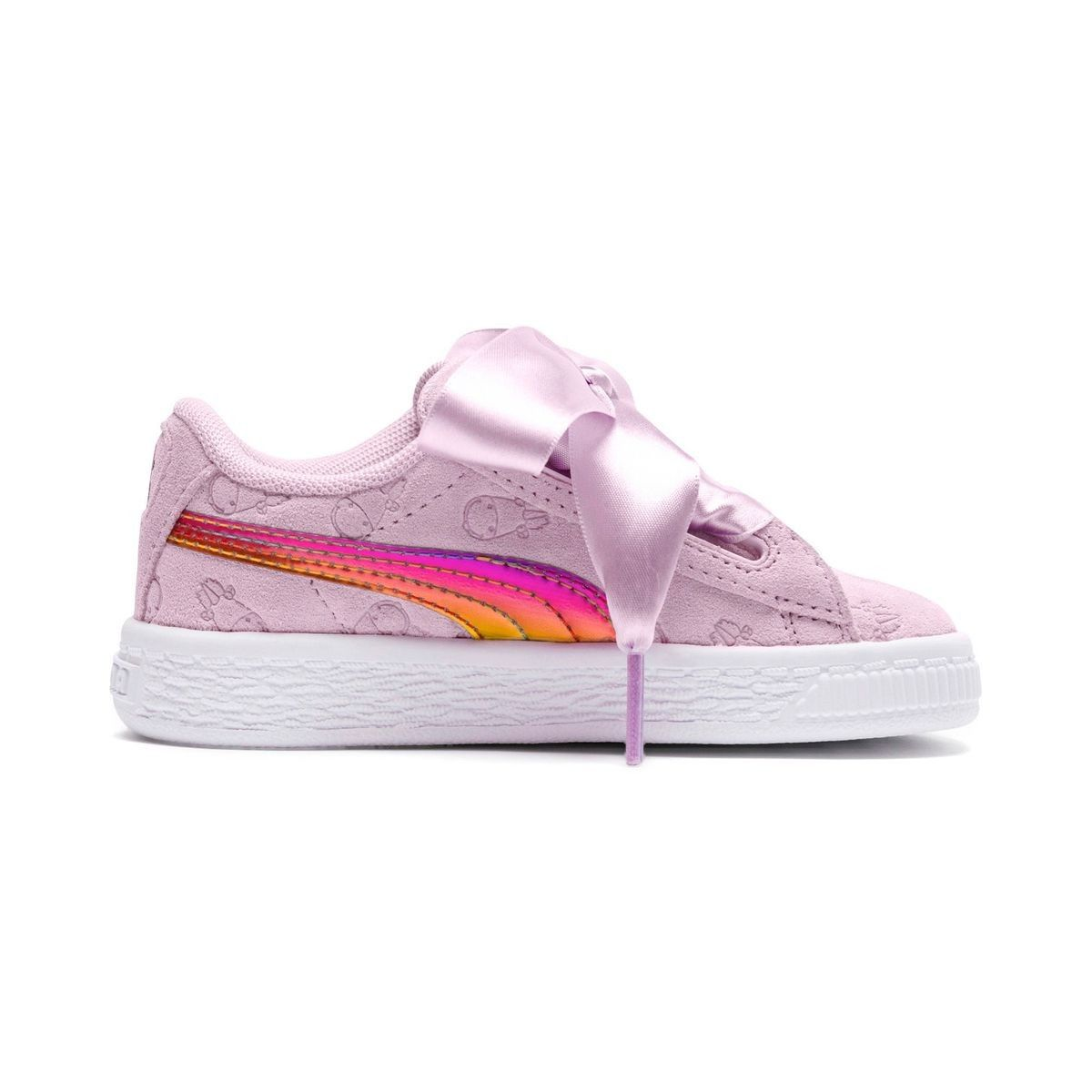 Basket puma fille taille 27