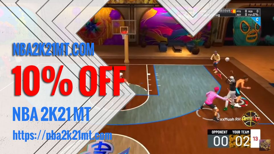 Buy NBA 2K21 MT