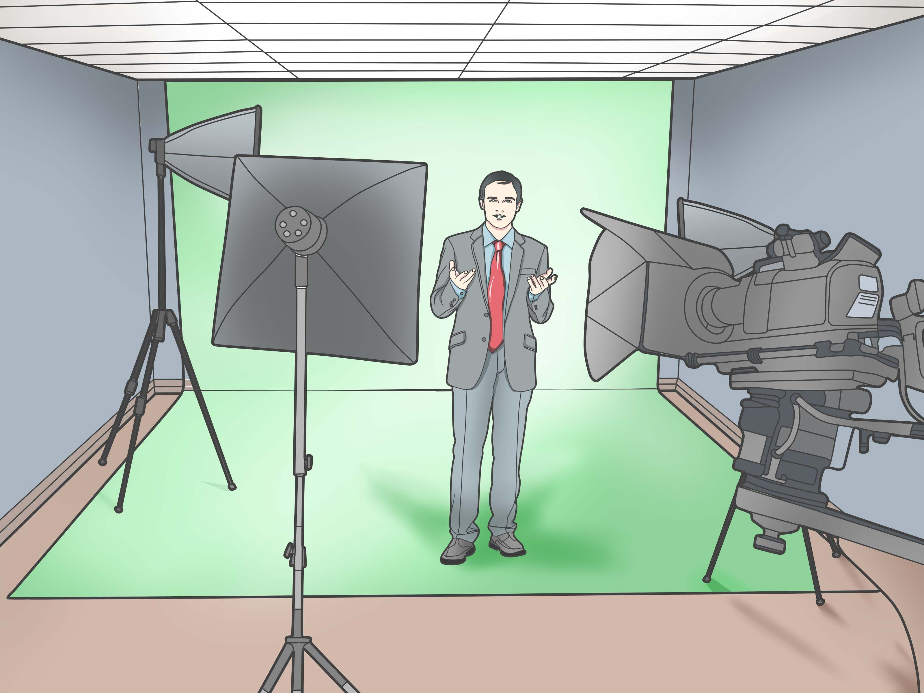How To Set Up A Green Screening Studio Green Screen Backgrounds Green Screen Setup Greenscreen
