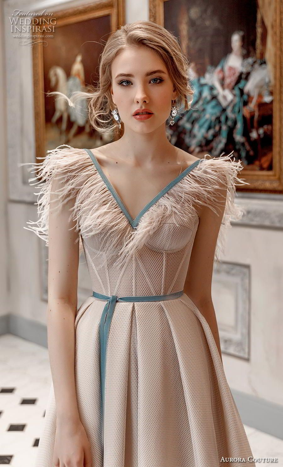 "Photo of Aurora Couture 2019 Wedding Dresses — ""Russian Glory"" Bridal Collection 