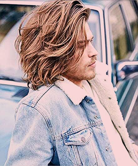 Photo of 49+ New Ideas Hairstyles Long Mens