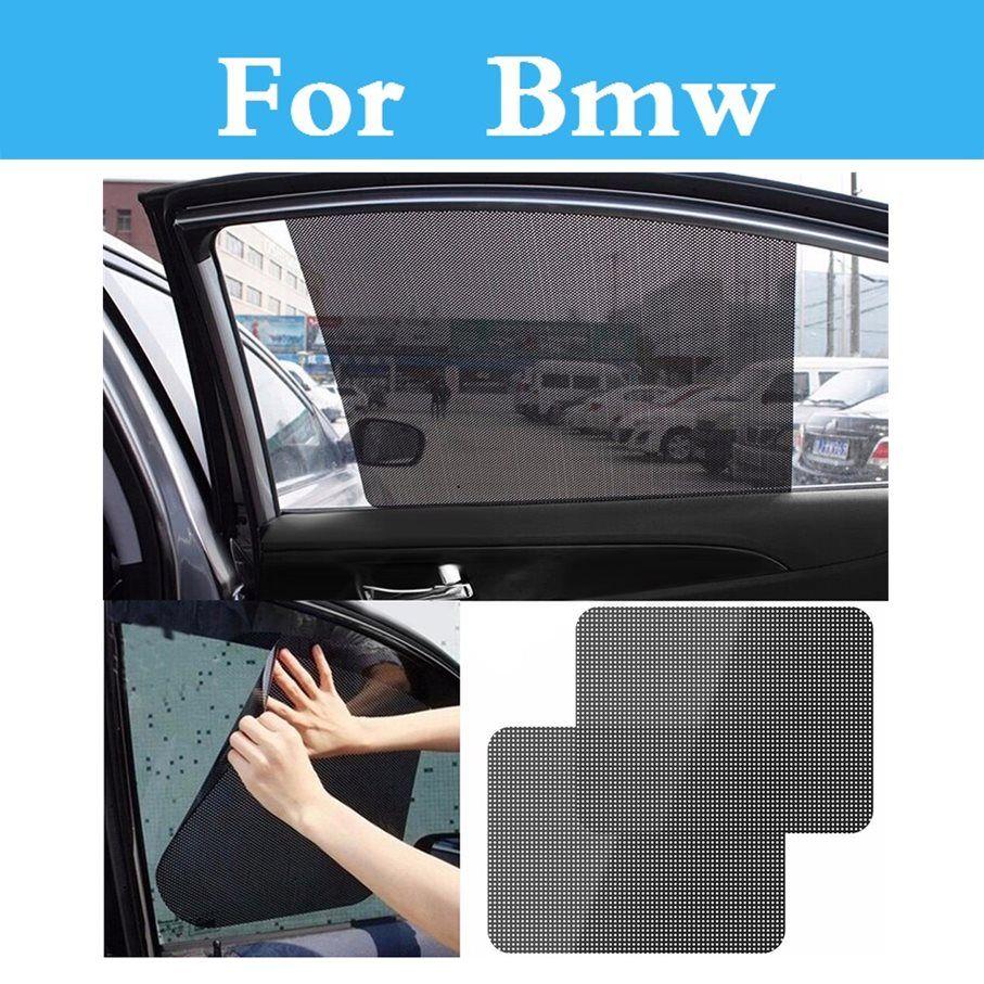 Auto Styling Car Curtain Windshield Sticker Sun Shade Shield Cover Side  Window Film For Bmw 328i a5b08369e07