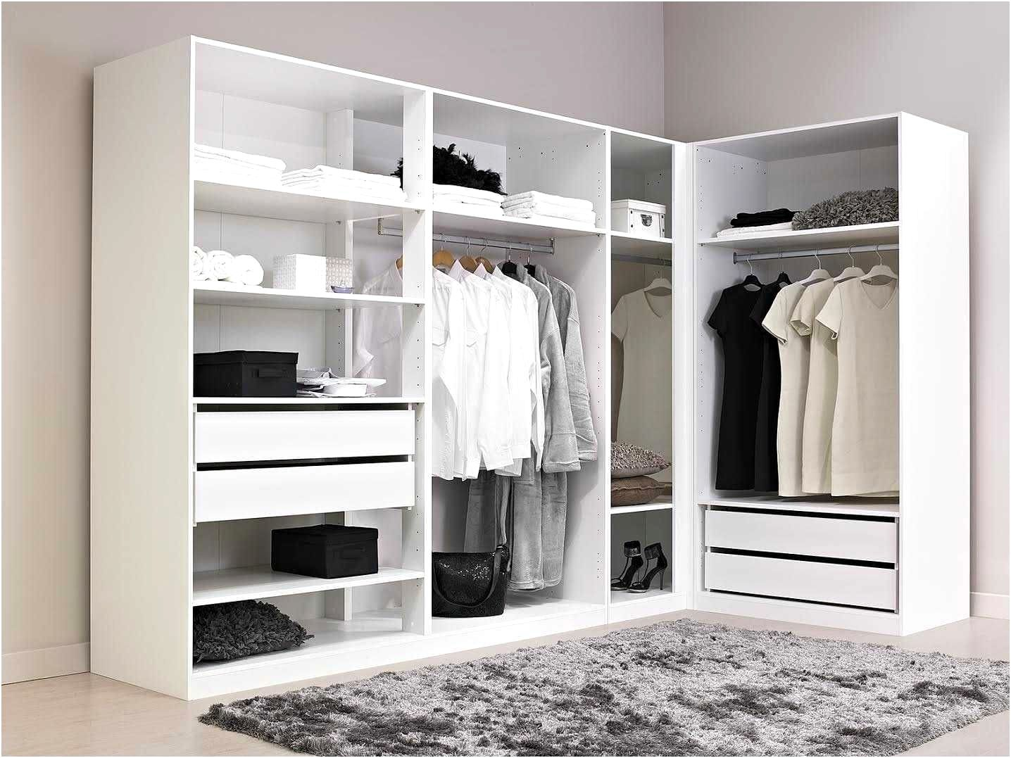 Ikea Sur Mesure Ideas Dressing Angle Amenagement Dressing Idee Dressing