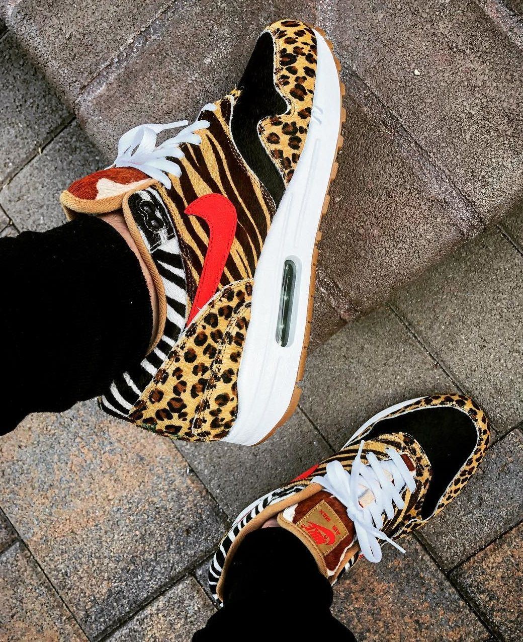 nike leopardo zapatillas