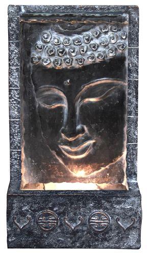 Buddha Indoor Wall Fountain Dac144 Wall Fountain Indoor Wall
