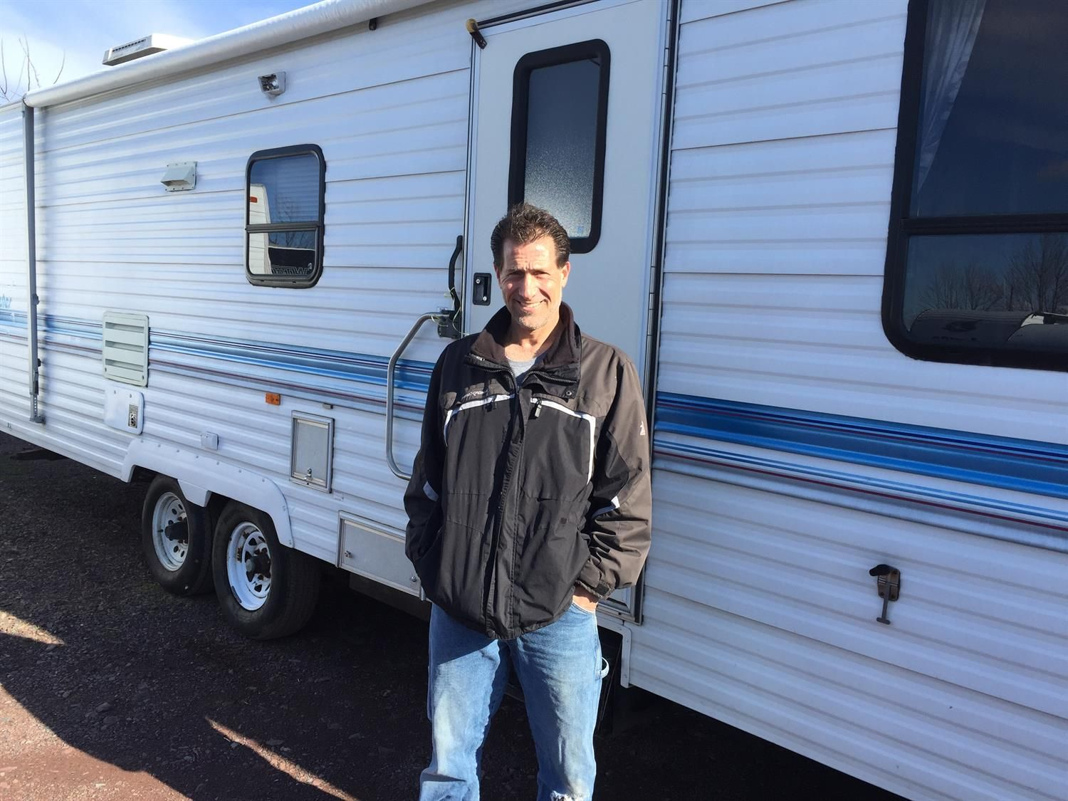 Joe S New 1996 Fleetwood Prowler Congratulations And Best Wishes From Fretz Rv And Luke Wilson Congratulations And Best Wishes Recreational Vehicles Fleetwood