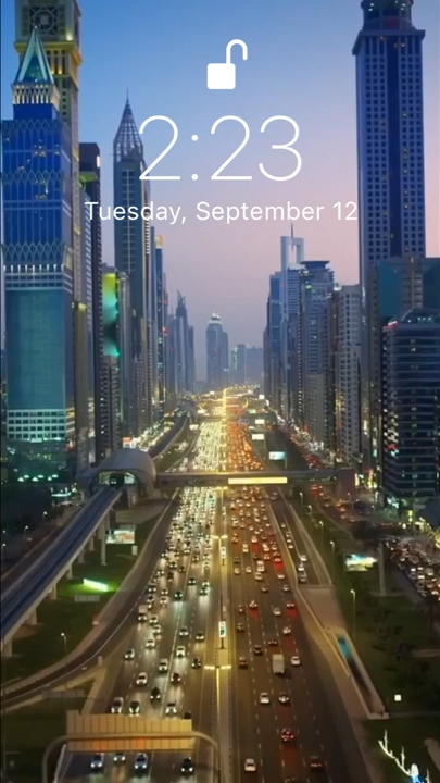 Live Wallpaper For Iphone Xs Xs Max Video Live Wallpaper Iphone City Lights Wallpaper Iphone Wallpaper Video